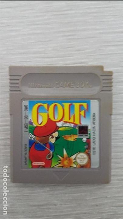 MARIO GOLF NINTENDO GAME BOY (Juguetes - Videojuegos y Consolas - Nintendo - GameBoy)