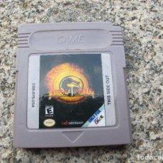 Jeux Vidéo et Consoles: MORTAL KOMBAT 4 JUEGO NINTENDO GAMEBOY. Lote 126842187