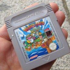Videojuegos y Consolas: WARIO LAND - JUEGO GAMEBOY GAME BOY NINTENDO. Lote 126842279