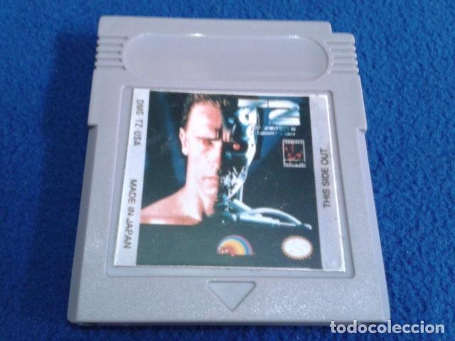 JUEGO PARA GAME BOY ( NO NINTENDO ) TERMINATOR 2 COMPRADO EN LOS INDIOS DE CANARIAS AÑOS 90 (Juguetes - Videojuegos y Consolas - Nintendo - GameBoy)