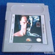 Videojuegos y Consolas: JUEGO PARA GAME BOY ( NO NINTENDO ) TERMINATOR 2 COMPRADO EN LOS INDIOS DE CANARIAS AÑOS 90. Lote 127597591