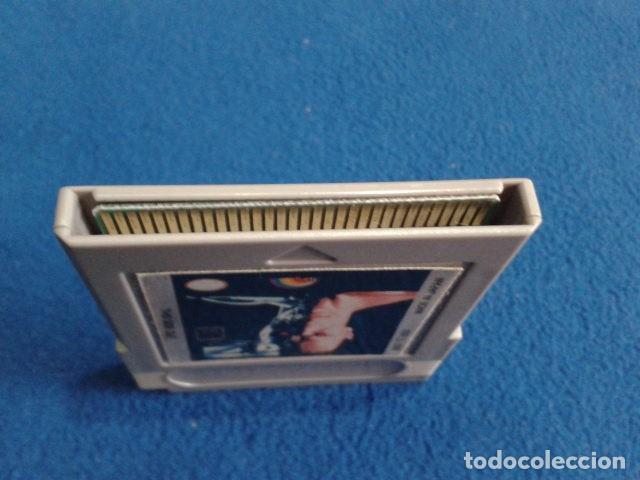 Videojuegos y Consolas: JUEGO PARA GAME BOY ( NO NINTENDO ) TERMINATOR 2 COMPRADO EN LOS INDIOS DE CANARIAS AÑOS 90 - Foto 3 - 127597591