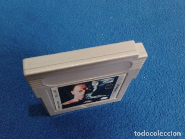 Videojuegos y Consolas: JUEGO PARA GAME BOY ( NO NINTENDO ) TERMINATOR 2 COMPRADO EN LOS INDIOS DE CANARIAS AÑOS 90 - Foto 4 - 127597591