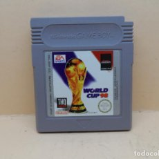 Videojuegos y Consolas: GAMEBOY WORLD CUP 98 PAL. Lote 127934831