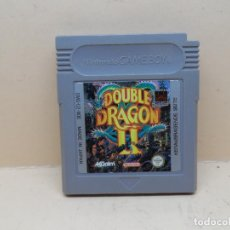 Videojuegos y Consolas: GAMEBOY DOUBLE DRAGON II PAL. Lote 128087519