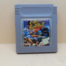 Videojuegos y Consolas: GAMEBOY STREET FIGHTER II PAL. Lote 128087583