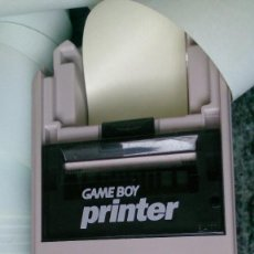 Videojuegos y Consolas: GAME BOY GAMEBOY PRINTER NINTENDO . Lote 129297055