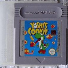 Videojuegos y Consolas: JUEGO PARA NINTENDO GAME BOY - YOSHI'S COOKIE YOSHI CLÁSICOS DE MARIO BROS. + FUNDA. Lote 129500555