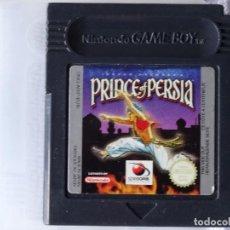 Videojuegos y Consolas: JUEGO PARA NINTENDO GAME BOY - PRINCE OF PERSIA + FUNDA. Lote 129516899