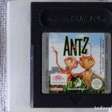 Videojuegos y Consolas: NINTENDO GAME BOY - ANTZ + FUNDA. Lote 129519079