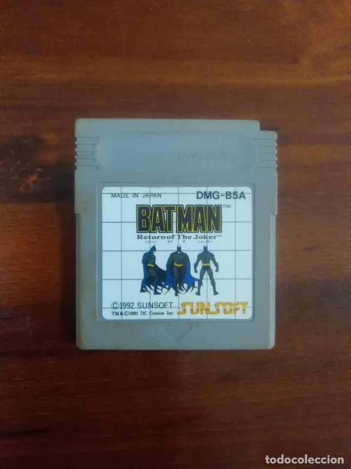 Batman The Return Of The Joker Nintendo Gam Comprar