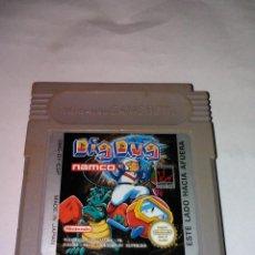 Videojuegos y Consolas: DIG DUG GAME BOY NINTENDO. Lote 130727889