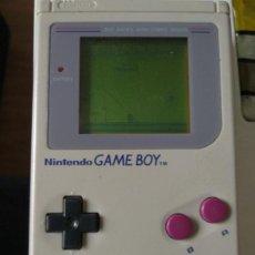 Videojuegos y Consolas: CONSOLA NINTENDO GAME BOY CLASSIC FUNCIONANDO. Lote 131101472