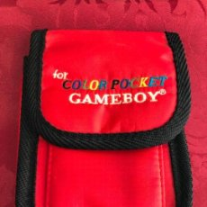 Videojuegos y Consolas: BOLSITO FUNDA GAMEBOY COLOR POCKET. Lote 131188748