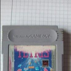 Videojuegos y Consolas: TETRIS GAME BOY. Lote 131290011