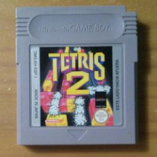 Videojuegos y Consolas: TETRIS 2 NINTENDO GAME BOY. Lote 132201906
