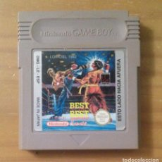 Videojogos e Consolas: BEST OF THE BEST CHAMPIONSHIP KARATE NINTENDO GAME BOY. Lote 175838805