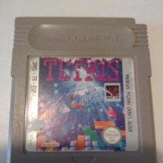 Videojuegos y Consolas: TETRIS NINTENDO GAME BOY . Lote 132806886