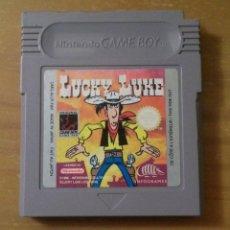 Videojuegos y Consolas: LUCKY LUKE NINTENDO GAME BOY. Lote 133394550
