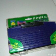 Videojuegos y Consolas: ESTUCHE PLAYBOX GAME BOY. Lote 133731362