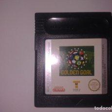 Videojuegos y Consolas: GOLDEN GOAL. Lote 133738542