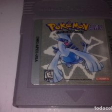Videojuegos y Consolas: POKEMON SILVER (VERSION USA). Lote 133740378