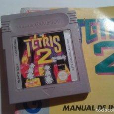 Videojuegos y Consolas: TETRIS 2 (CON MANUAL). Lote 133740814