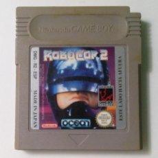 Videojuegos y Consolas: ROBOCOP 2 NINTENDO GAME BOY ESP. Lote 135127018