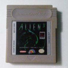 Videojuegos y Consolas: ALIEN 3 NINTENDO GAME BOY. Lote 135127302