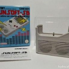 Videojuegos y Consolas: SUNSOFT-SB ALTAVOCES STEREO NINTENDO GAME BOY. Lote 135481454