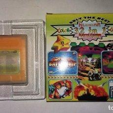 Videojuegos y Consolas: 32 JUEGOS EN 1 COLOR, PARA GAME BOY, JUEGO Y CAJA, IMPECABLE. Lote 136567038