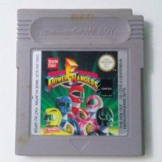 Videojuegos y Consolas: POWER RANGERS - NINTENDO GAME BOY. Lote 136633154