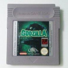 Videojuegos y Consolas: GODZILLA - NINTENDO GAME BOY. Lote 136633234
