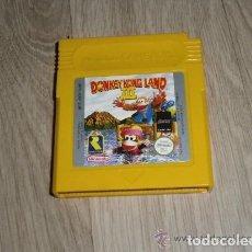Videojuegos y Consolas: NINTENDO GAMEBOY JUEGO DONKEY KONG LAND III. Lote 136666290