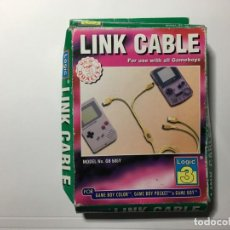 Videojuegos y Consolas: CABLE LINK GAME BOY - COLOR - POCKET. Lote 137248434