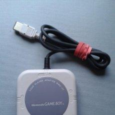 Videojuegos y Consolas: NINTENDO GAME BOY ORIGINAL DMG-01 FOUR PLAYER ADAPTER DMG-07 MAGNIFICO ESTADO R8193. Lote 137381818