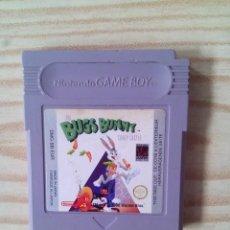 Videojuegos y Consolas: BUGS BUNNY - NINTENDO GAME BOY. Lote 137415862