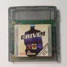 Videojuegos y Consolas: DRIVER - NINTENDO GAME BOY COLOR. Lote 137648330