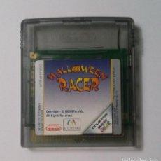 Videojuegos y Consolas: HALLOWEEEN RACER - NINTENDO GAME BOY COLOR. Lote 137648406