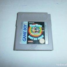 Videojuegos y Consolas: TINY TOON BAB'S BIG BREAK NINTENDO GAME BOY PAL ESP SOLO CARTUCHO. Lote 137939402