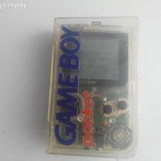 Videojuegos y Consolas: ANTIGUA NINTENDO GAME BOY POCKET + JUEGO EN CAJA FUNCIONANDO. Lote 138101270