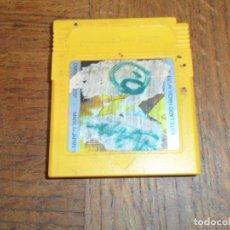 Videojuegos y Consolas: POKEMON AMARILLO - JUEGO GAMEBOY GAME BOY NINTENDO - FUNCIONANDO- . Lote 138188590