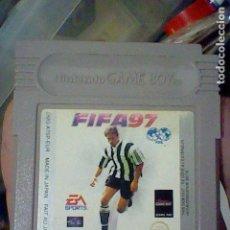 Videojuegos y Consolas: FIFA 97 GAME BOY CARTUCHO GB GAMEBOY PROBADO . Lote 138978318