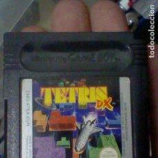 Videojuegos y Consolas: TETRIS DX GAME BOY CARTUCHO GB GAMEBOY PROBADO . Lote 138978410