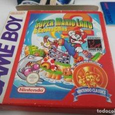 Videojuegos y Consolas: ANTIGUO JUEGO PARA NINTENDO GAME BOY SUPER MARIO LAND. Lote 139447122