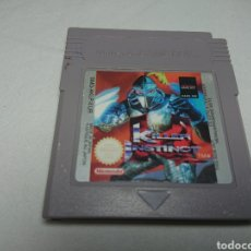Videojuegos y Consolas: KILLER INSTINCT CARTUCHO NINTENDO GAMEBOY GAME BOY. Lote 139480974