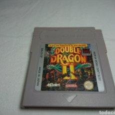 Videojuegos y Consolas: DOUBLE DRAGON II 2 CARTUCHO NINTENDO GAMEBOY GAME BOY. Lote 139481102