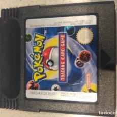 Videojuegos y Consolas: POKEMON TRADING CARD GAMEBOY GB NINTENDO . Lote 139717522