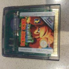 Videojuegos y Consolas: DONKEY KONG COUNTRY GAMEBOY GB NINTENDO . Lote 139717642