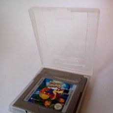Videojuegos y Consolas: SNEAKY SNAKES (NINTENDO GAME BOY, GAMEBOY, GB) VERSIÓN PAL - CARTUCHO + FUNDA DE PLÁSTICO. Lote 139756446